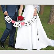 パールペーパー 結婚式の装飾-単品/セット 春 夏 秋 冬 カスタマイズ可