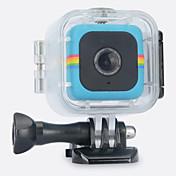 Estuche de Protección Fundas Armazón Impermeable Funda Impermeable Flotante por Cámara acción Polaroid Cube Caza y Pesca Canotaje