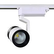 Luces LED de Rail 1 COB 2800 lm Blanco Cálido Blanco Fresco K Decorativa AC 85-265 V