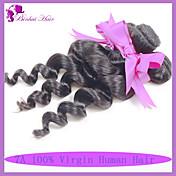 人間の髪編む ペルービアンヘア ルーズウェーブ 6ヶ月 1個 ヘア織り