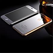 スクリーンプロテクター Apple のために iPhone 6s iPhone 6 強化ガラス 1枚 スクリーン&ボディプロテクター 防爆 ハイディフィニション(HD)