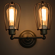 AC 100-240 Rústico/Campestre Característica for LED,Luz Ambiente Luz de pared