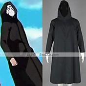 Inspirado por Naruto Hatake Kakashi Animé Disfraces de cosplay Trajes Cosplay Un Color Capa Para Hombre