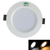 導かれた天井のライト6 smd 5730 280lm暖かい白自然な白3000-3500 / 5500-6000k装飾的なAC 85-265v