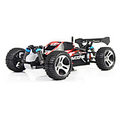 Coche de radiocontrol  WL Toys A959 2.4G Buggy (de campo traversa) / Off Road Car / Drift Car 1:18 Brush Eléctrico 45 km/h KM / H Control remoto / Recargable / Eléctrico
