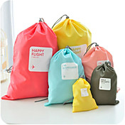 4枚 旅行かばん 旅行かばんオーガナイザー シューバッグ 防水 防塵 多機能 小物収納用バッグ のために クロス ナイロン のために