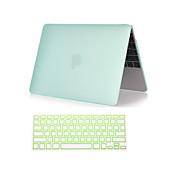 """MacBook Airの11 """"/ 13""""用キーボードカバー(アソートカラー)を使用して新しい2 1でマットプラスチック製のハードフルボディケース"""