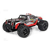 Coche de radiocontrol  WL Toys L969 2.4G Todoterreno 4WD Alta Velocidad Drift Car Carro de Carreras Off Road Car Truggy Buggy (de campo
