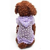 犬 Tシャツ 犬用ウェア ファッション パープル グリーン コスチューム ペット用