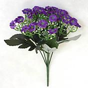 ブランチ シルク プラスチック ラン テーブルトップフラワー 人工花