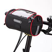ROSWHEEL Bolsa de Bicicleta 2.8LBolsa para Guidão de Bicicleta Bolsa de OmbroZíper á Prova-de-Água Vestível Á Prova de Humidade