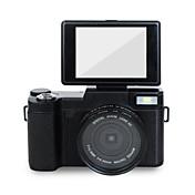 """Rich® p1 HD 1080p píxeles 24.0 mega píxeles y un zoom digital de 4x 3.0 """"de pantalla LCD Full HD cámara de vídeo cámara digital"""