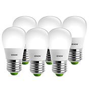 e26 / e27 led電球s14 8 smd 400-450lm暖かい白冷たい白3000k-6000k装飾的なAC 100-240v