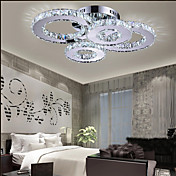 コンテンポラリー 埋込式 用途 ベッドルーム 浴室 キッチン ダイニングルーム 研究室/オフィス キッズルーム 廊下 電球付き