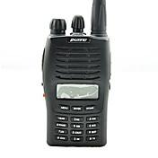 PX-777 VHF トランシーバー ハンドヘルド アナログ 電池残量不足通知 非常警報器 プログラム式PCソフトウェア 節電モード 音声プロンプト VOX 暗号化 送信出力切替 デュアルバンド デュアルディスプレイ デュアルスタンバイ 優先チャンネルスキャン