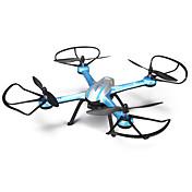 RC Dron H11C 4 Canales 6 Ejes 2.4G Con Cámara HD 2.0MP 2.0MP Quadccótero de radiocontrol  Luces LED / Retorno Con Un Botón / Modo De