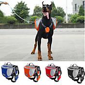 犬 キャリーバッグ 犬パック ペット用 キャリア 防水 携帯用 オレンジ レッド ブルー ブラック