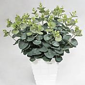 1 1 ブランチ シルク 植物 テーブルトップフラワー 人工花 48CM