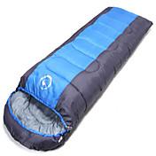 寝袋 封筒型 ダウン 10°C 携帯用 防雨 折り畳み式 圧縮袋 180X30 ハイキング キャンピング 屋外 屋内 旅行 シングル 幅150 x 長さ200cm