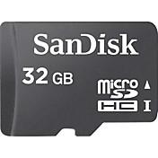 SanDisk 32GB マイクロSDカードTFカード メモリカード CLASS4