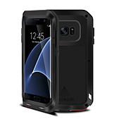 のために Samsung Galaxy S7 Edge 耐衝撃 ケース フルボディー ケース 鎧タフケース メタル Samsung S7 edge / S7 / S6 edge plus