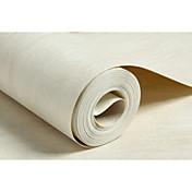 純色 ホームのための壁紙 現代風 ウォールカバーリング , 不織布紙 材料 接着剤必要 壁紙 , ルームWallcovering