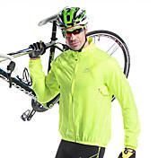 Mysenlan Chaqueta de Ciclismo Hombre Bicicleta Chaqueta Top Ropa para Ciclismo Mantiene abrigado Secado rápido Resistente al Viento