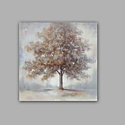 Pintada a mano Abstracto Paisaje Clásico Estilo europeo Lienzos Pintura al óleo pintada a colgar Decoración hogareña Un Panel