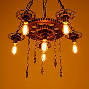 Tradicional/Clásico Lámparas Colgantes Para Sala de estar Dormitorio Comedor Habitación de estudio/Oficina Habitación de Niños Hall Garaje