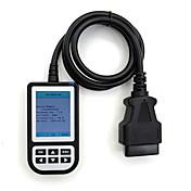 C110 más v4.5 obd2 lector de código auto escáner problema de avería airbag / abs / srs herramienta de exploración de diagnóstico para bmw