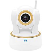 zte®プロ108p 2.0 mpのミニ屋内昼夜のptz赤ちゃんモニターのIPカメラ