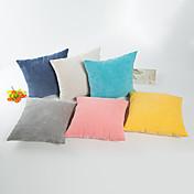 1 ks bavlněná polštářová podložka masivní moderní dekorativní povlaky na polštáře pro pohovku