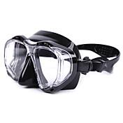ダイビングマスク 防水 反射素材 保護 ダイビング&シュノーケリング ガラス シリコーン
