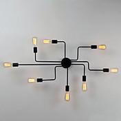 BriLight 8-luz Montage de Flujo Luz Ambiente - Mini Estilo, Los diseñadores, 110-120V / 220-240V Bombilla no incluida / 20-30㎡