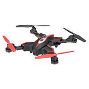 RC Dron X56W 4 Canales 6 Ejes 2.4G Con Cámara Quadccótero de radiocontrol  FPV Iluminación LED Retorno Con Un Botón Auto-Despegue Modo De