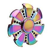 Fidget spinners Hilandero de mano Juguetes Spinner de anillo Alta Velocidad Alivio del estrés y la ansiedad Juguetes de oficina Alivia