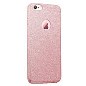 用途 iPhone 8 iPhone 8 Plus ケース カバー IMD バックカバー ケース キラキラ仕上げ ソフト TPU のために Apple iPhone 8 Plus iPhone 8 iPhone 7プラス iPhone 7 iPhone 6s Plus
