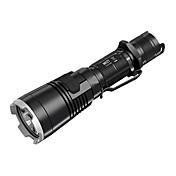 Nitecore MH27 Linternas LED LED 1000lm 4.0 Modo de Iluminación Resistente a Golpes / Recargable / Regulable Camping / Senderismo / Cuevas