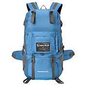 40 L バックパッキング用バックパック 登山 キャンピング&ハイキング 防水 防雨 耐久性 多機能の ナイロン メッシュ OSEAGLE
