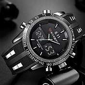 Hombre Reloj creativo único Reloj de Pulsera Reloj Pulsera Reloj Militar Reloj de Vestir Reloj de Moda Reloj Deportivo Reloj Casual Chino