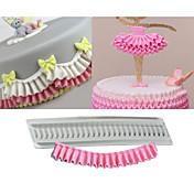 Herramientas para hornear Goma de Silicona / Silicona Antiadherente / Herramienta para hornear / No pegajoso Pastel Moldes para pasteles 1pc