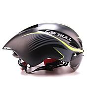 CAIRBULL Adultos Casco de bicicleta Casco Aerodinámico 8 Ventoleras CE EN 1077 Resistente a Golpes, Peso ligero EPS Deportes Ciclismo de Pista / Bicicleta de Montaña - A / B / E