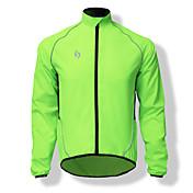 SPAKCT Chaqueta de Ciclismo Hombre Bicicleta Top Ropa para Ciclismo Secado rápido Resistente al Viento Ligeras Un Color Ciclismo de