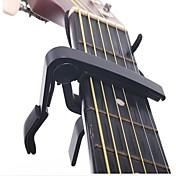 Profesional capos Clase alta Guitarra nuevo Instrumento Aleación de aluminio Accesorios para instrumentos musicales
