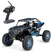 Coche de radiocontrol  WL Toys 2.4G Off Road Car Alta Velocidad 4WD Drift Car Buggy Todoterreno Monster Truck Bigfoot Escalada de coches