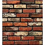 建築 風景画 ビンテージ ウォールステッカー プレーン・ウォールステッカー 飾りウォールステッカー,ビニール 材料 ホームデコレーション ウォールステッカー・壁用シール