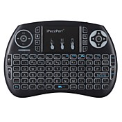 ipazzport iPazzPort mini keyboard KP-810-21SDL Air Mouse inalámbrica de 2,4 GHz