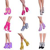 Princesa Zapatos por Muñeca Barbie  Zapatos por Chica de muñeca de juguete