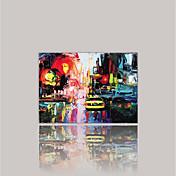 Impresión de lienzo Abstracto,Un Panel Lienzos Horizontal Estampado Decoración de pared For Decoración hogareña
