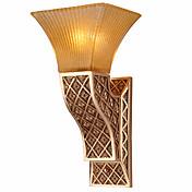 Lámpara Torchiere de Pie 40W AC110 AC220V E14 E12 Rústico/Campestre Tradicional/Clásico Campestre Pintura Para
